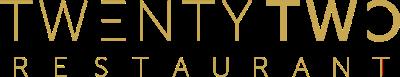 Restaurant TwentyTwo Logo
